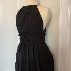 Stylish, sexy and comfy Zara dress with pockets